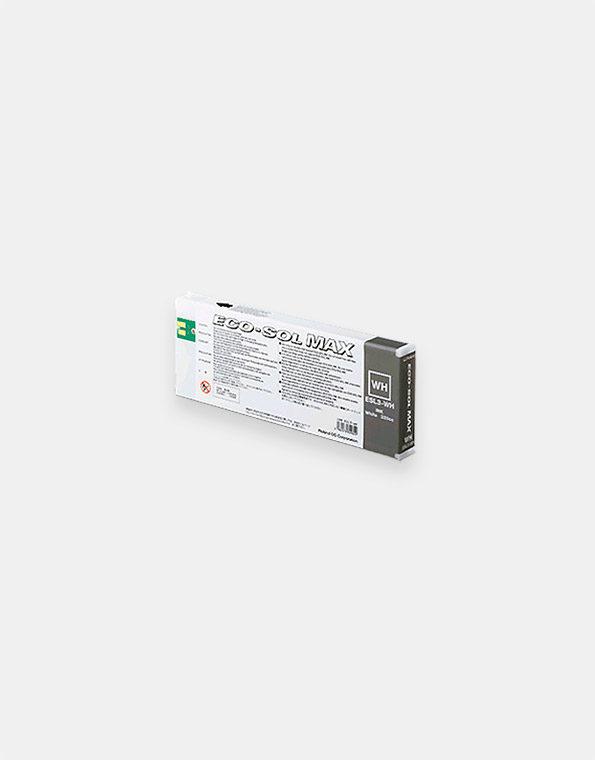 ESL3-4WH-Inchiostro-Eco-Sol-Max-WH-White-220cc