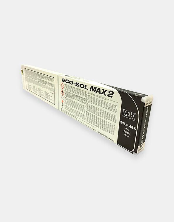 ESL4-4BK-Cartuccia-Eco-Sol-Max2-BK-Black-440cc