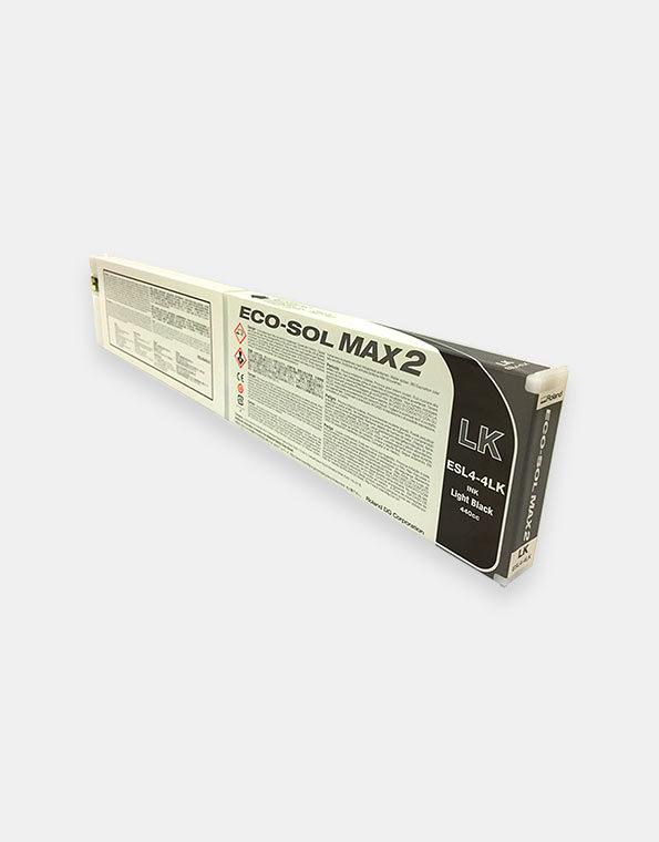 ESL4-4LK-Cartuccia-Eco-Sol-Max2-LK-Light-Black-440cc