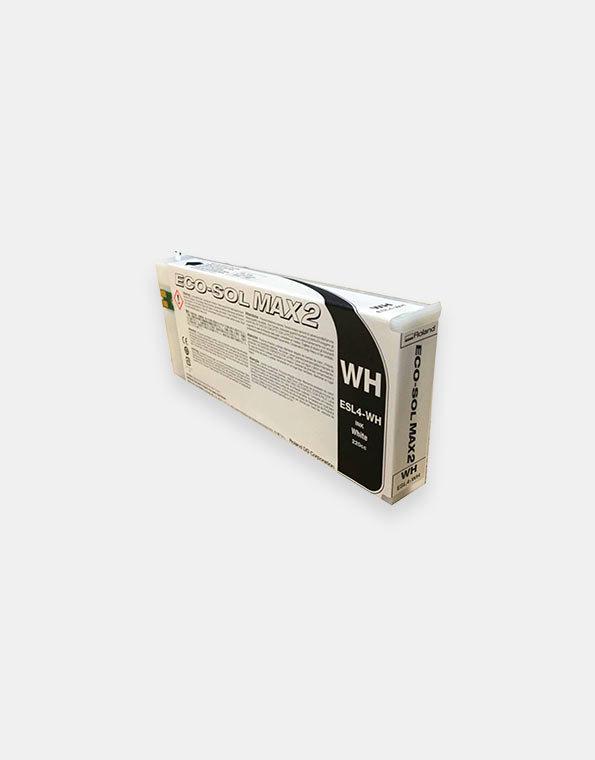 ESL4-4WH-Cartuccia-Eco-Sol-Max2-WH-White-220cc