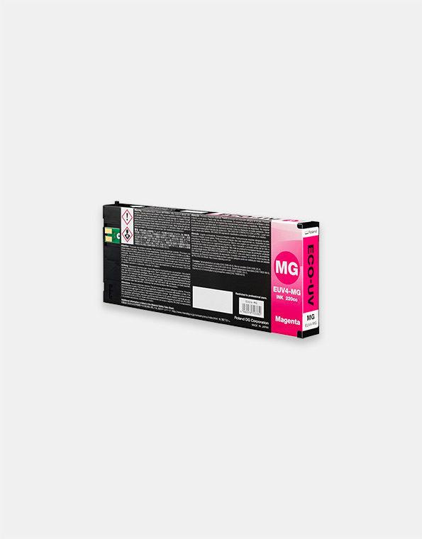 EUV4-M-Cartuccia-Roland-ECO-UV-MAGENTA-220cc