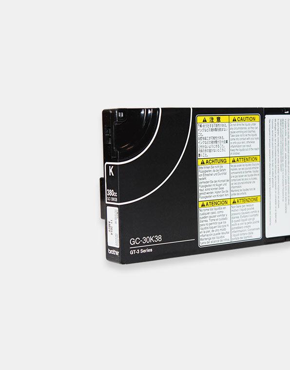GC-30K38-CARTUCCIA-INCHIOSTRO-NERO-380-cc-(ml)-GT-3-Series-1